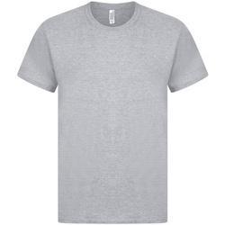 Vêtements Homme T-shirts manches courtes Casual Classics  Gris chiné