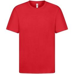 Vêtements Homme T-shirts manches courtes Casual Classics  Rouge