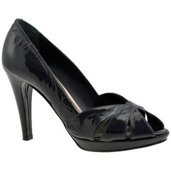 Chaussures Femme Escarpins Lea Foscati VérifiéTisséEscarpins Noir