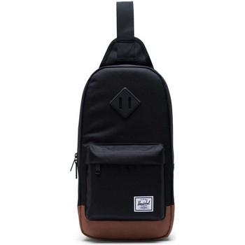 Sacs Besaces Herschel Heritage Shoulder Bag Black