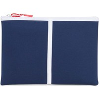 Sacs Pochettes / Sacoches Herschel Network Large Blue Print/Red