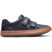 Chaussures Garçon Baskets basses Camper Baskets cuir PURSUIT bleu