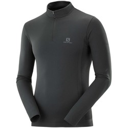 Vêtements Homme Sweats Salomon Explore Seamless Half Zip Graphite