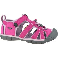Chaussures Enfant Sandales sport Keen Seacamp II Cnx JR Gris,Rose