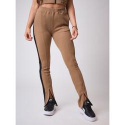 Vêtements Femme Pantalons de survêtement Project X Paris Pantalon Marron