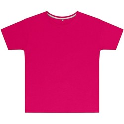 Vêtements Enfant T-shirts manches courtes Sg SGTEEK Rose foncé