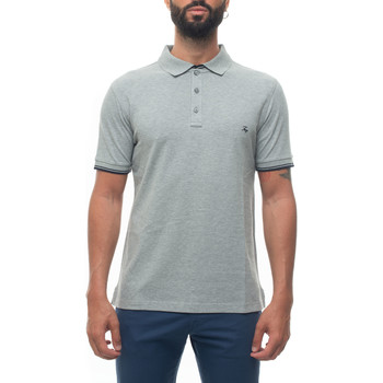 Vêtements Homme Polos manches courtes Fay NPMB240134S-ITOB208 Grigio