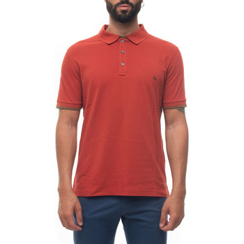 Vêtements Homme Polos manches courtes Fay NPMB240134S-ITOR801 Arancio