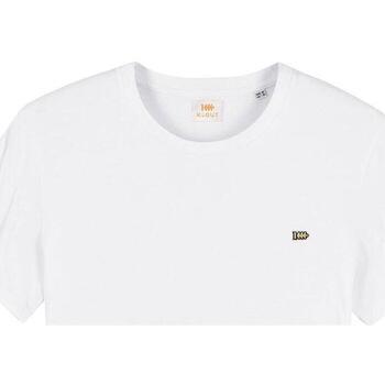 Vêtements Homme T-shirts manches courtes Klout CAMISETA BLANCA blanc
