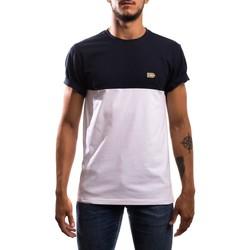 Vêtements Homme T-shirts manches courtes Klout CAMISETA BLOCK blue