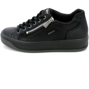 Chaussures Femme Baskets basses IgI&CO 61625.01_38 Noir