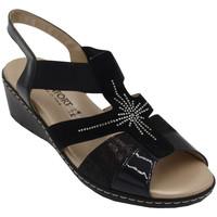 Chaussures Femme Sandales et Nu-pieds Confort ACONFORT7922nero nero