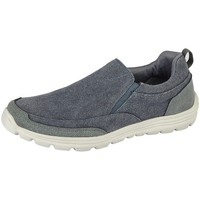 Chaussures Homme Slip ons Dek  Bleu marine