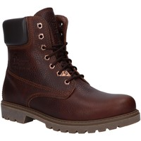 Chaussures Homme Boots Panama Jack PANAMA 03 WOOL C18 Marr?n