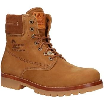 Chaussures Homme Boots Panama Jack PANAMA 03 IGLOO C33 Marr?n