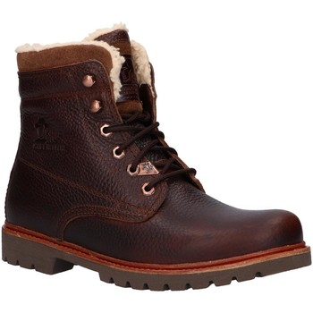 Chaussures Homme Boots Panama Jack P03 AVIATOR C16 Marr?n