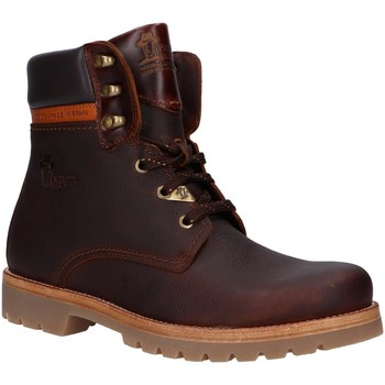 Chaussures Homme Boots Panama Jack PANAMA 03 BRK C1 Marr?n