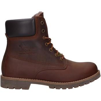 Chaussures Homme Boots Panama Jack PANAMA 03 IGLOO C11 Marr?n
