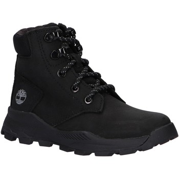 Chaussures Enfant Boots Timberland A28EN BROOKLYN Negro