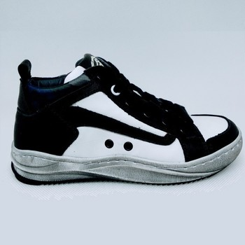 Chaussures Garçon Baskets basses Stones And Bones BAKAR blanc