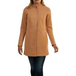 Vêtements Femme Manteaux Street One qr pique coat 12446 caramel beige