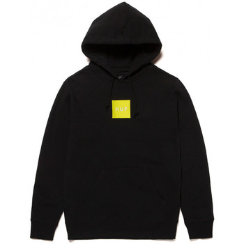 Vêtements Homme Sweats Huf Sweat hood box logo Noir