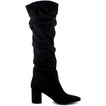 Chaussures Femme Cuissardes L'angolo 328001.01_36 Noir