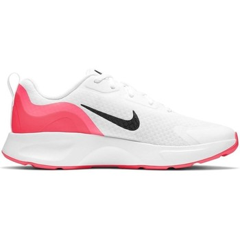 Chaussures Enfant Fitness / Training Nike Wearallday GS Blanc, Rouge