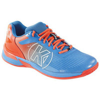 Chaussures Homme Multisport Kempa Chaussures  Attack Three 2.0 bleu/rouge fluo