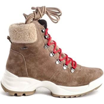 Chaussures Femme Bottines Imac 609239 Beige