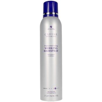 Beauté Soins & Après-shampooing Alterna Caviar Professional Styling Working Hairspray 211 Gr