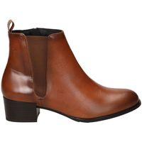 Chaussures Femme Bottines Alma De Candela BOTINES  522 SEÑORA CUERO Marron
