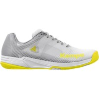 Chaussures Femme Multisport Kempa Chaussures femme  Wing 2.0 blanc/jaune fluo