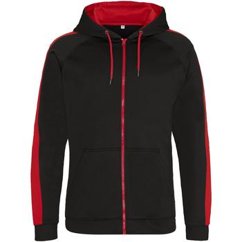 Vêtements Homme Sweats Awdis JH066 Noir/rouge