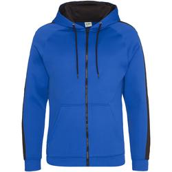 Vêtements Homme Sweats Awdis JH066 Bleu roi/noir
