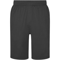 Vêtements Homme Shorts / Bermudas Awdis JC089 Gris foncé