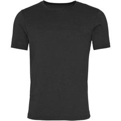 Vêtements Homme T-shirts manches courtes Awdis JT099 Noir