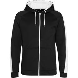 Vêtements Homme Sweats Awdis JH066 Noir/blanc