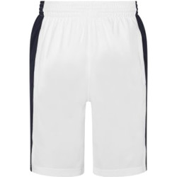Vêtements Homme Shorts / Bermudas Awdis JC089 Blanc/bleu marine