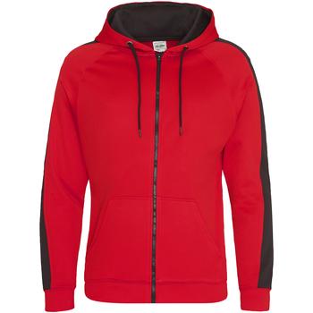 Vêtements Homme Sweats Awdis JH066 Rouge/noir