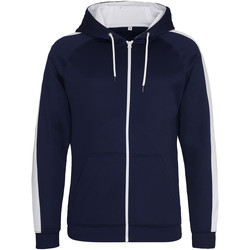 Vêtements Homme Sweats Awdis JH066 Bleu marine/blanc