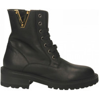 Chaussures Femme Boots Via Roma 15 ANF.PATTONE BORCHIE nero