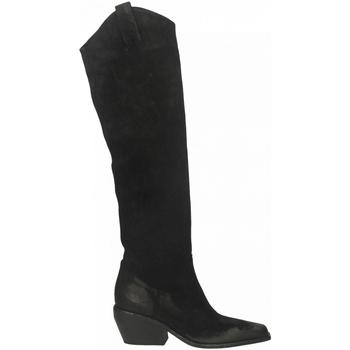 Chaussures Femme Bottes ville Elena Iachi WASH HOMBRE nero