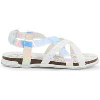 Chaussures Enfant Sandales et Nu-pieds Shone - l6133-032 Blanc
