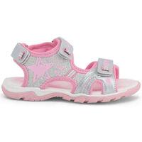 Chaussures Enfant Sandales et Nu-pieds Shone - 6015-025 Gris