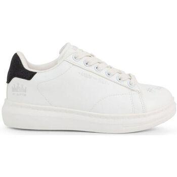 Chaussures Enfant Baskets basses Shone - 1512-102 Blanc