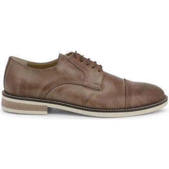 Chaussures Homme Mocassins Duca Di Morrone Madrid - 605_pelle Marron