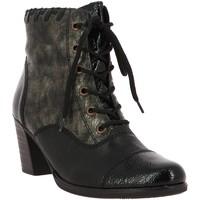 Chaussures Femme Bottines Rieker DKODA NOIR