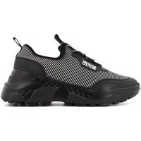 Chaussures Homme Baskets basses Versace Jeans Couture sneakers uomo basse E0YZASC3 71625 003 Nero