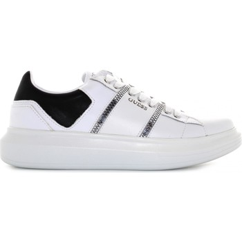 Chaussures Homme Baskets basses Guess  Bianco